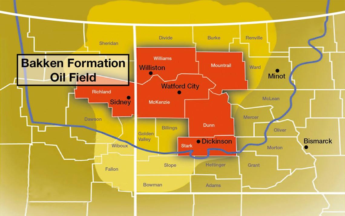 Bakken Oil Field Map Related Keywords Amp Suggestions